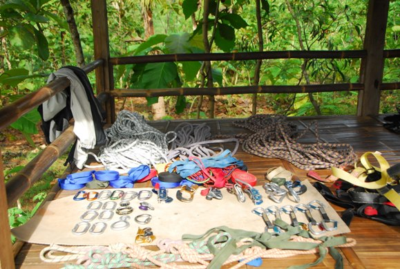 caving equipment goa jomblang