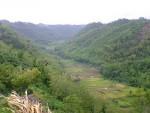 lembah sungai purba